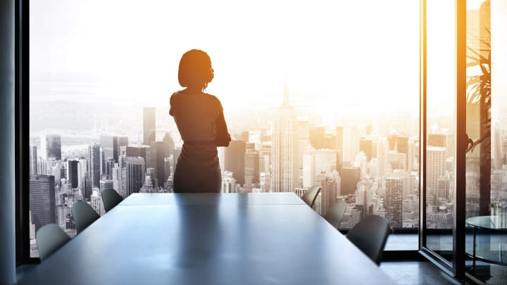 Study: Female CEOs earn more than male counterparts