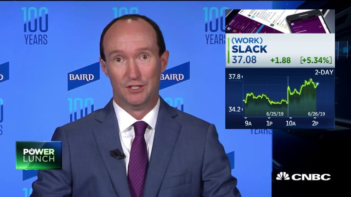 Slack is a company investors should keep long-term, says analyst