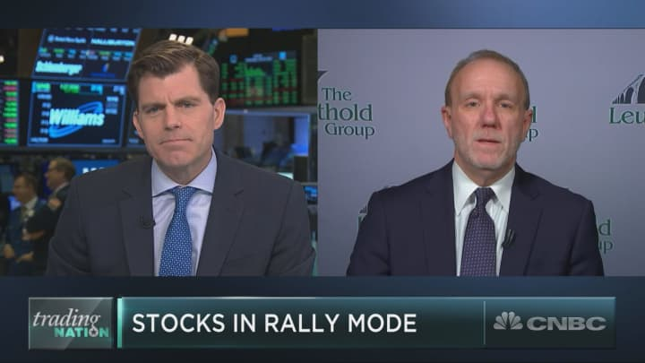 Fear is overwhelming a market that's likely grinding higher, Wall Street bull Jim Paulsen says
