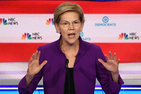 Watch Democratic candidates wrangle over health-care proposals at first 2020 debate