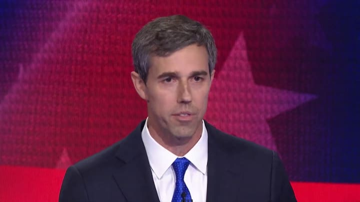 Beto O'Rourke on raising taxes on wealthy: This economy has to work for everybody