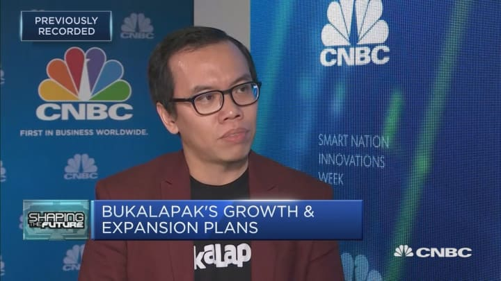 Bukalapak discusses possible expansion to the Middle East