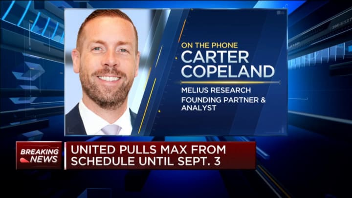 Boeing's 737 Max software leak is a data driven process, says Melius' Carter Copeland