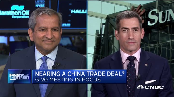 Invesco's Memani explains why he's bullish on trade despite some uncertainty