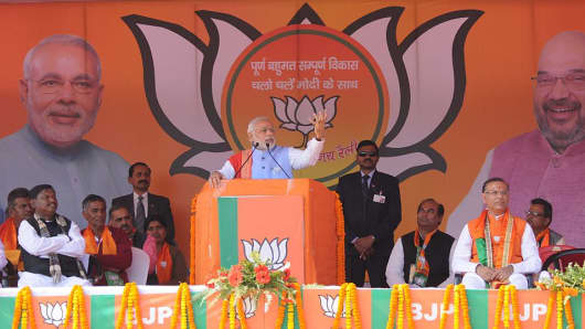 Piyush Pandey: Creator of Narendra Modi's election campaign