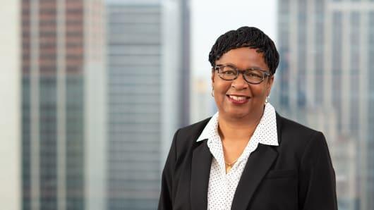 Gail Evans, Chief Digital Officer Mercer.