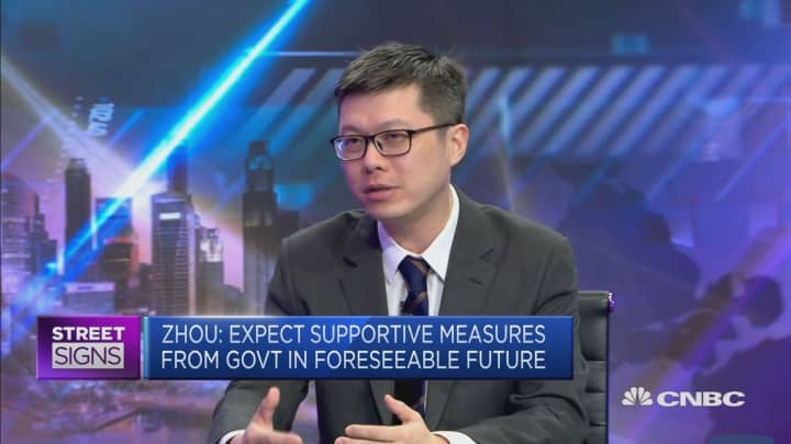 China could launch 'demand-side' reforms, says economist