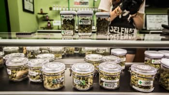 New Year's Day 2018 was the first day of the legalization of recreational marijuana sales in California. Cathedral City Collective Care in Riverside County got permission to begin selling pot at midnight on New Year's Eve starting at 12:01am, the first in the state to sell recreationally.