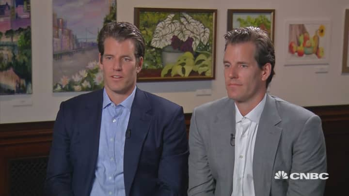 Winklevoss Twins: Bitcoin is Gold 2 0