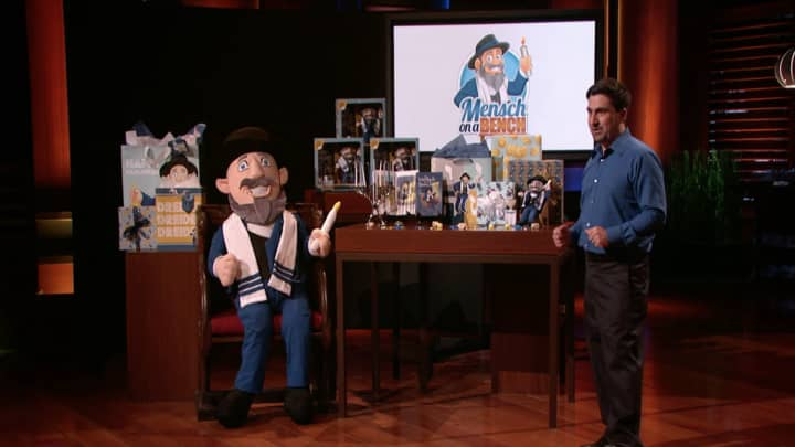 This entrepreneur had a big emergency plan in place if he got a bad deal on 'Shark Tank'
