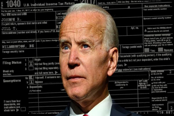 Joe Biden's tax returns reveal how 'the poorest man in Congress' became a  millionaire
