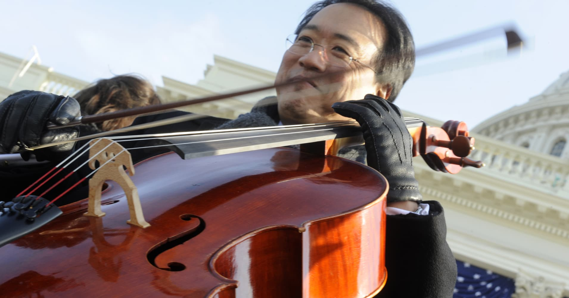 Yo-Yo Ma: The cellist takes Bach on the road to re-examine the meaning of life