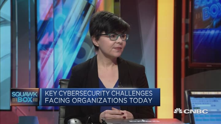 AI is becoming the 'linchpin of cybersecurity': Microsoft