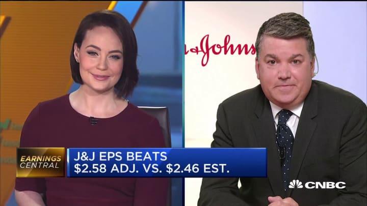 Johnson & Johnson CFO on Q2 earnings, litigation, product pipeline