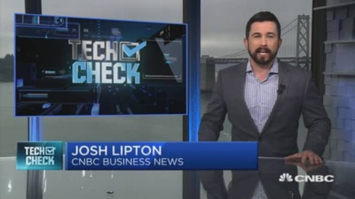 CNBC Tech Check Morning Edition: July 16, 2019