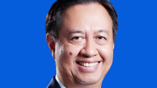 Panji Irawan, Director of Finance and Strategy at PT Bank Mandiri.
