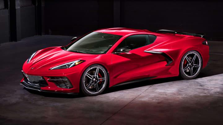 General Motors just unveiled its latest Corvette—the 2020 Stingray