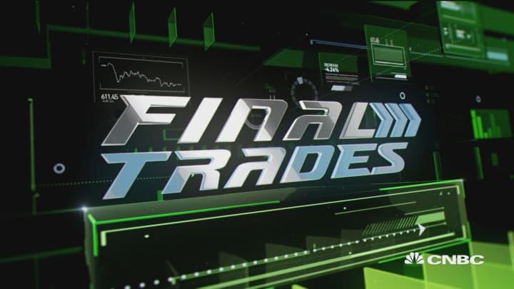 Final Trades: Microsoft, Nokia, Illumina, Cleveland-Cliffs and Intl. Paper