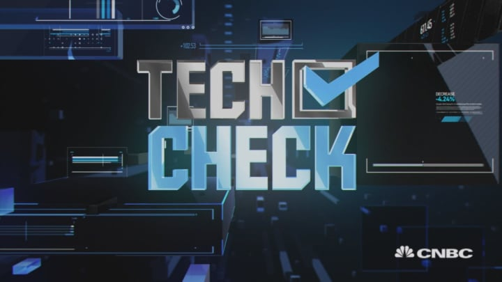 CNBC Tech Check Evening Edition: July 17, 2019