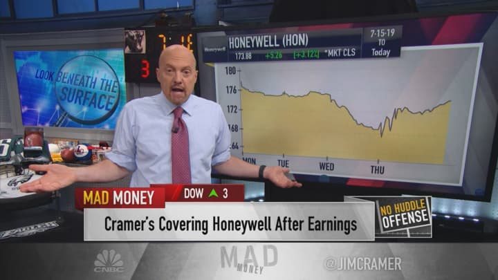 Cramer: Don't mess around with pre-market trading during earnings season