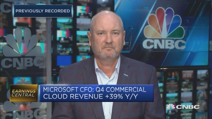 Microsoft's cloud business will close the gap with Amazon's: Analyst