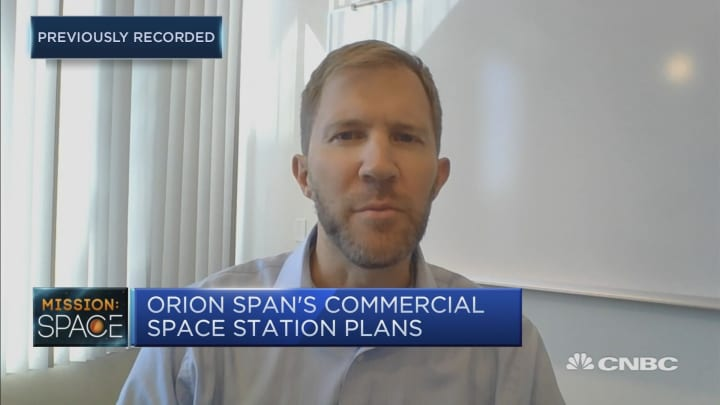 Space travel will become increasingly accessible: Orion Span