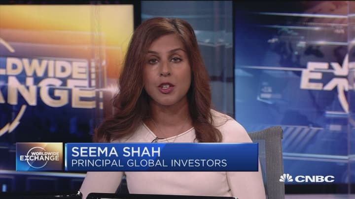 Principal's Shah: From this point, the Fed will be watching earnings season for clues on the economy