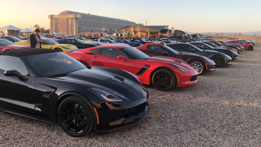 Chevy Reveals New 2020 Corvette Stingray As It Guns For Ferrari With