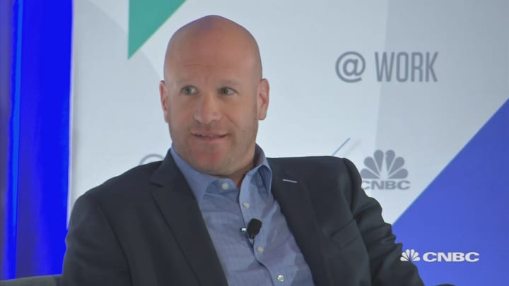 What Workers Want Now: Tom Gimbel with Tyler Mathisen at CNBC's @Work: Human Capital + Finance Summit