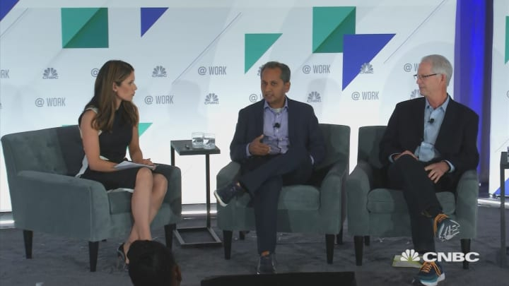 Nothing Ventured, Nothing Gained: Seeing the Future at CNBC's @Work Human Capital + Finance Summit