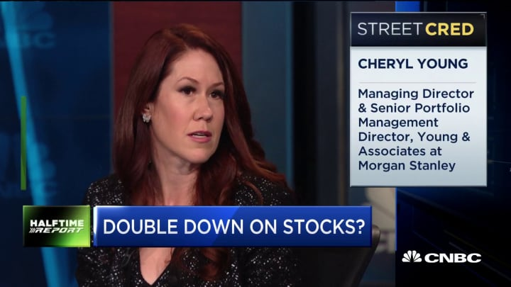 More room for growth in tech stocks than financials: MS portfolio management director