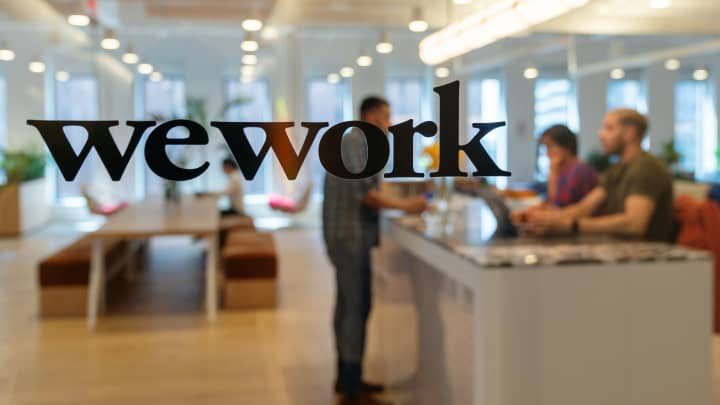 Are flexible co-working spaces a threat to larger economy?