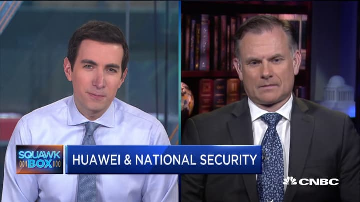 Why this security expert is concerned about Huawei