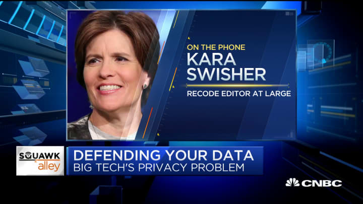 Recode's Kara Swisher on the privacy concerns surrounding FaceApp