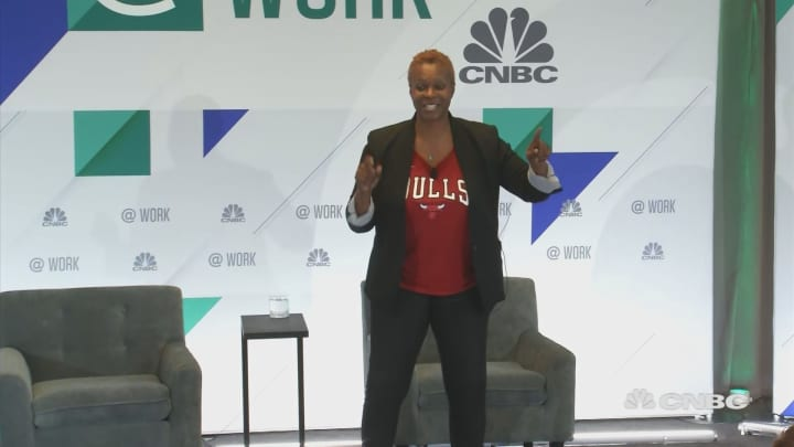 Play Like A Champion Today: Attaining Peak Performance at CNBC's @Wokr Human Capital + Finance Summit