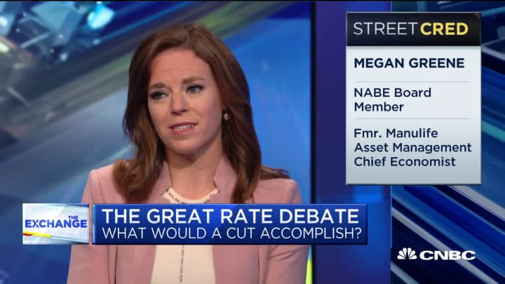Here's why this economist thinks a rate cut might be pointless