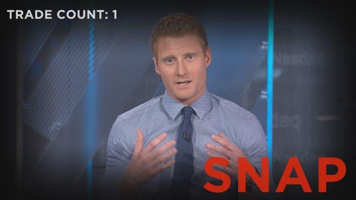 Snap's big comeback: 4 trades