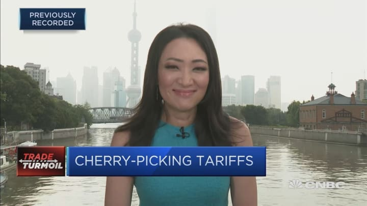 A look at Chinese demand for US cherries