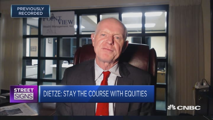Why this strategist likes Carnival and Schlumberger