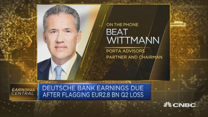 Deutsche's restructuring is 'too little, too late': Porta Advisors
