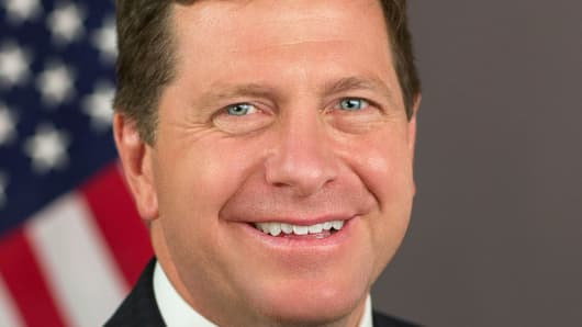 Jay Clayton, Chairman of the U.S. Securities and Exchange Commission