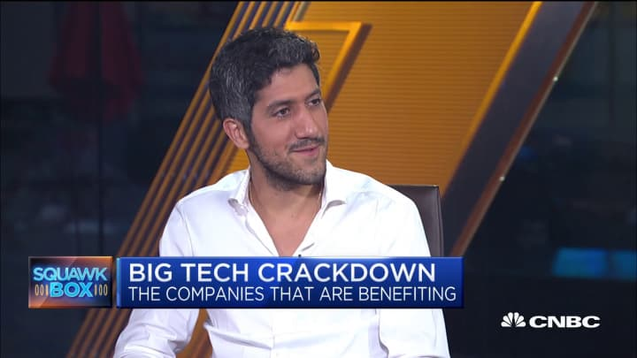 Taboola CEO Adam Singolda on advertising, Libra and the tech crackdown