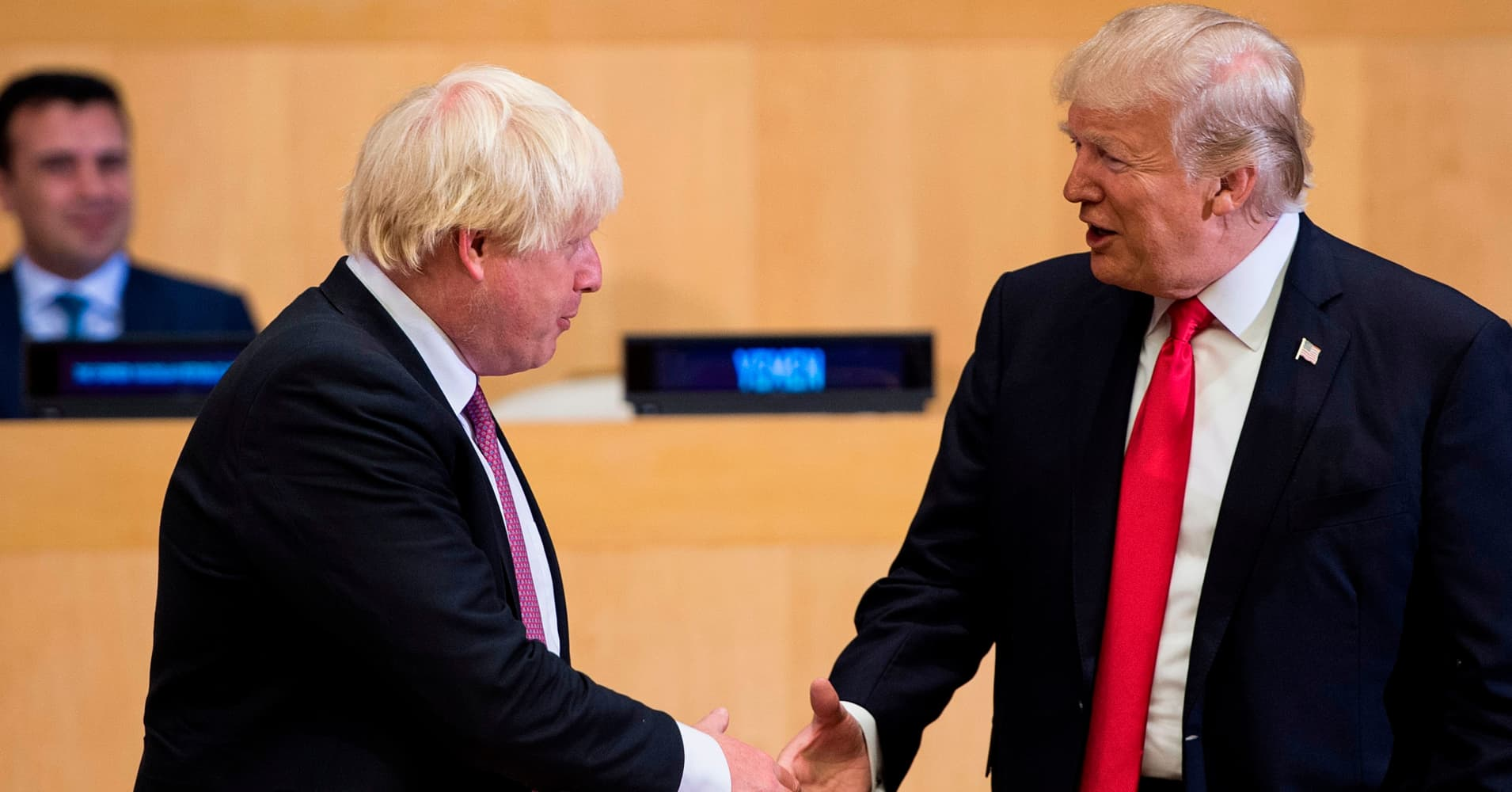 Downing Street defends Brexit deal after Trump claims it obstructs US-UK trade