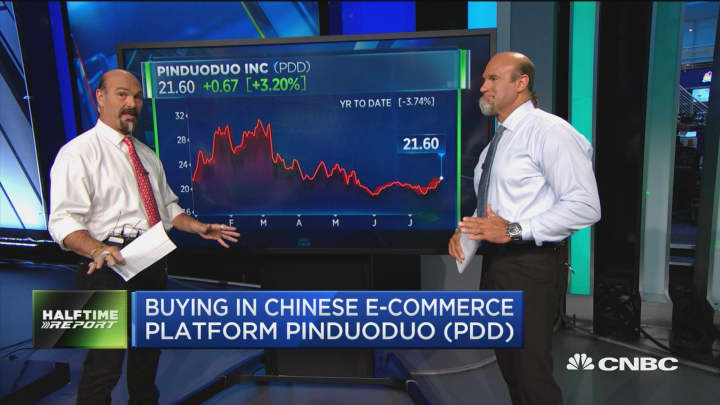 Options bulls are betting on Sirius XM and this Chinese e-commerce giant