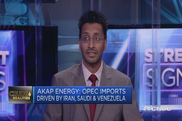 Oil market fundamentals are weak, expert says thumbnail