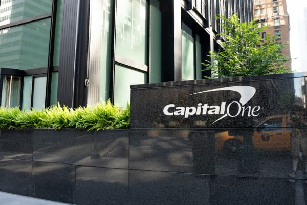 Capital One discloses data breach affecting millions of customers