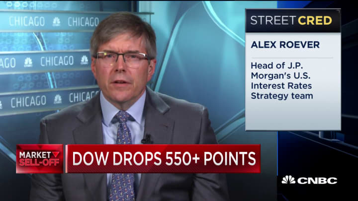 It's a really challenging time for Treasury markets: JP Morgan's Alex Roever