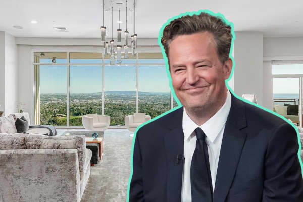 Matthew Perry's L.A. penthouse on sale for $35 million — take a look inside