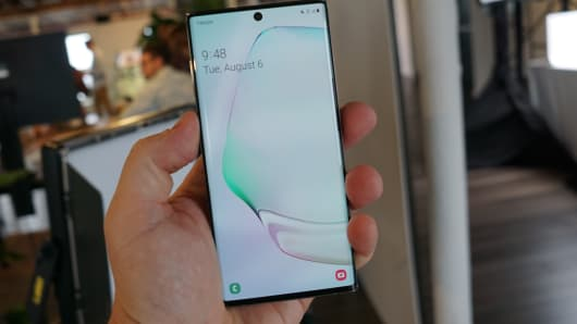 Samsung Galaxy Note 10 announced: Price, release date and photos