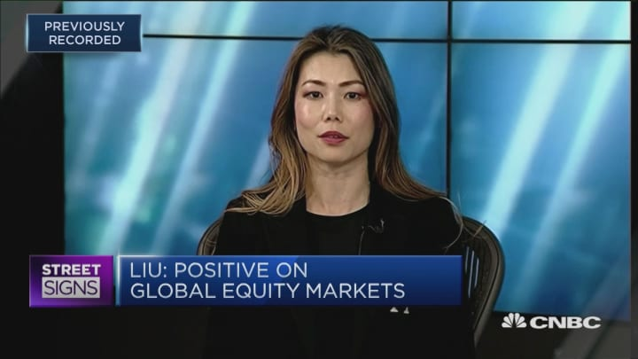 The outlook for global markets is 'reasonably positive': Investor